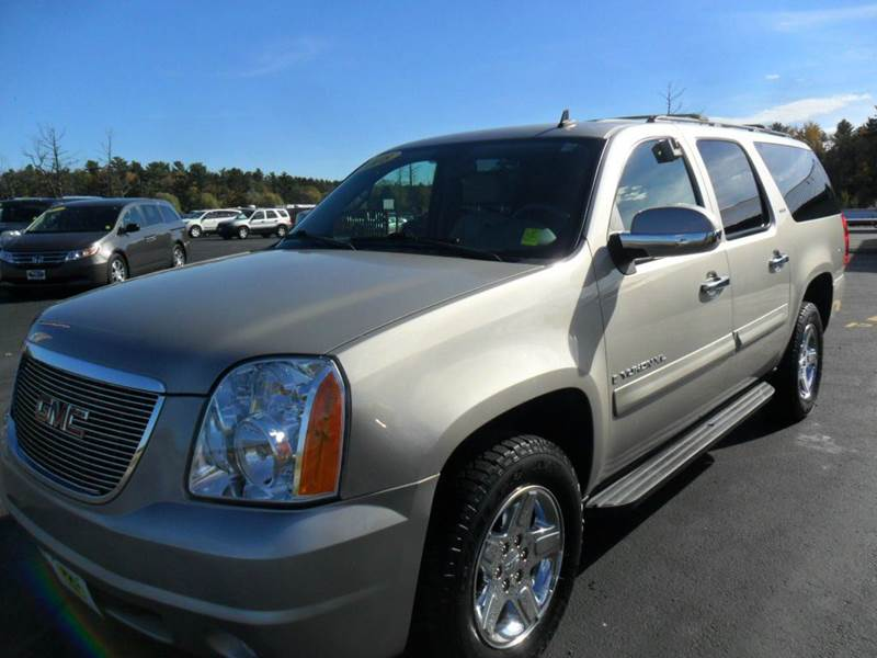 2008 GMC Yukon XL SLT 1500 4x4 4dr SUV w/ 4SB - Wisconsin Rapids WI