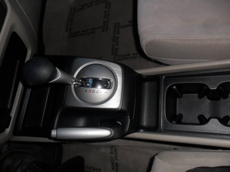2010 Honda Civic EX 4dr Sedan 5A - Wisconsin Rapids WI