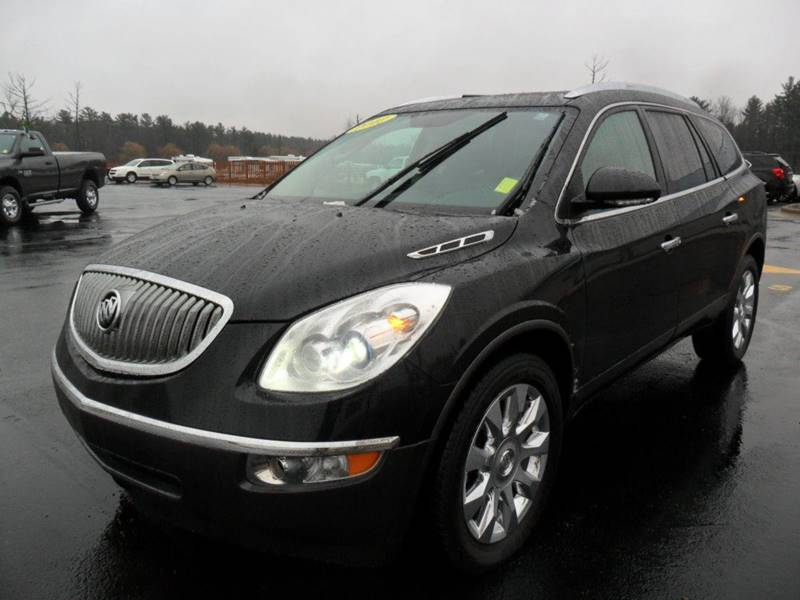 2012 Buick Enclave Premium AWD 4dr Crossover - Wisconsin Rapids WI