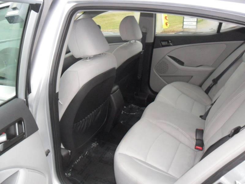 2013 Kia Optima LX 4dr Sedan - Wisconsin Rapids WI