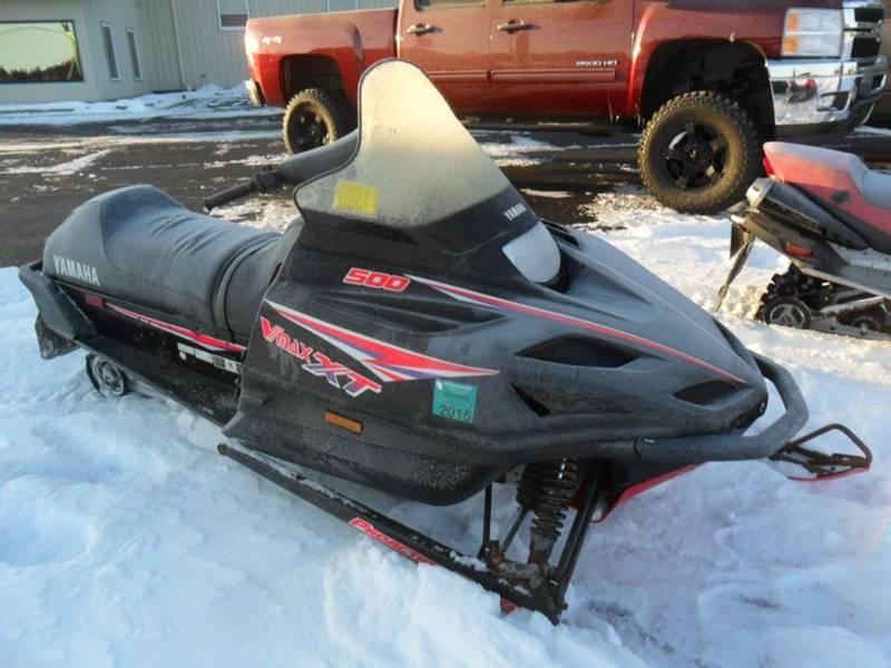 1997 Yamaha V-Max XT - Wisconsin Rapids WI