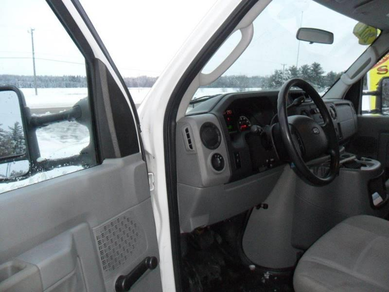 2010 Ford E-350 XL - Wisconsin Rapids WI