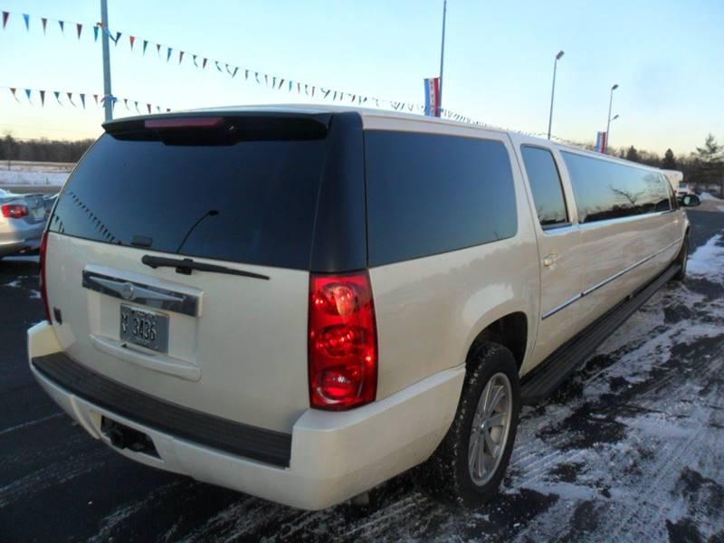 2007 GMC Yukon XL SLE 1500 4dr SUV - Wisconsin Rapids WI