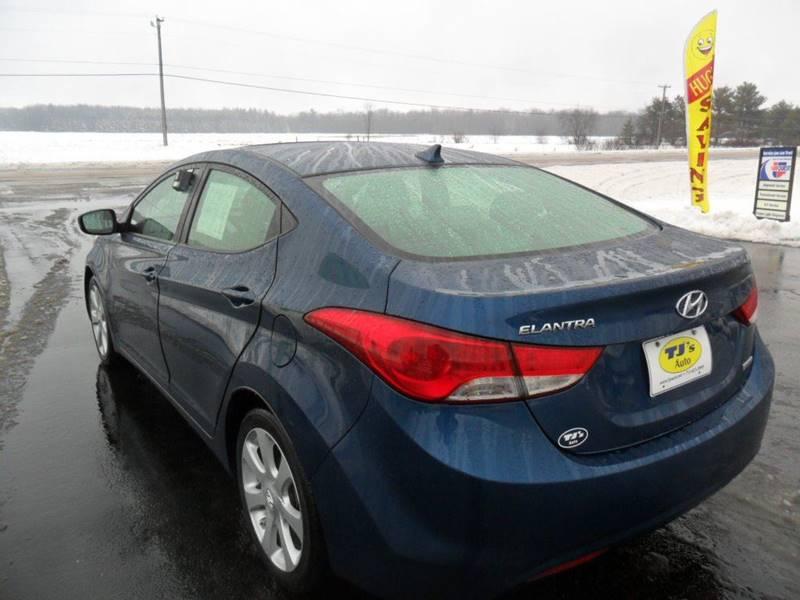 2013 Hyundai Elantra Limited 4dr Sedan - Wisconsin Rapids WI