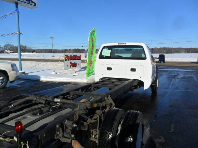 2010 Ford F-550 XL - Wisconsin Rapids WI