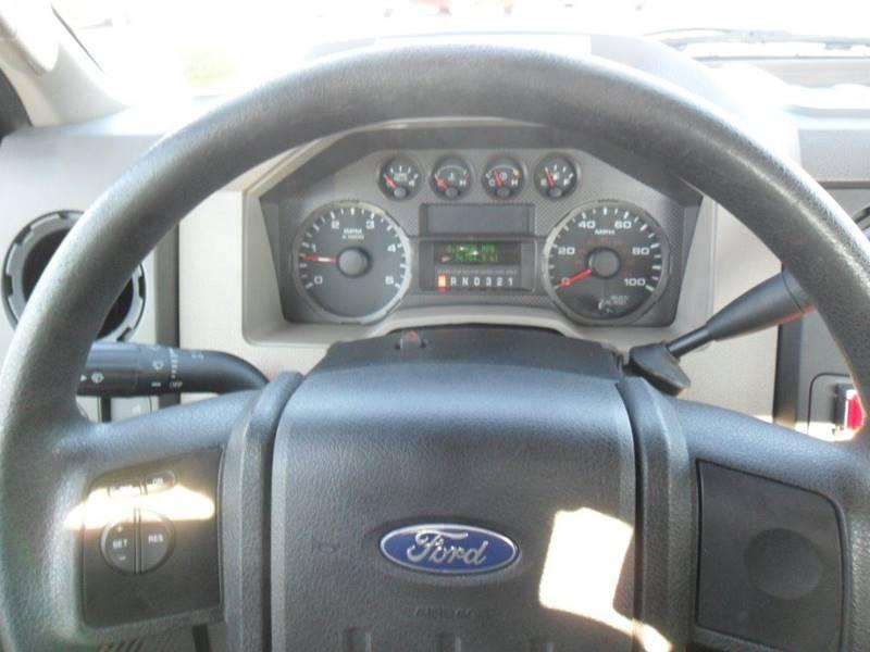 2010 Ford F-550 XL - Wisconsin Rapids WI