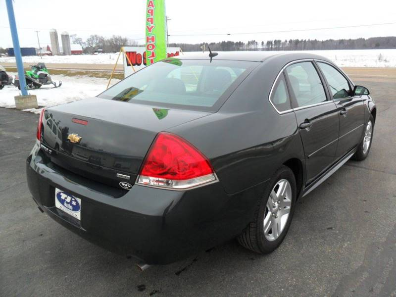 2015 Chevrolet Impala Limited LT Fleet 4dr Sedan - Wisconsin Rapids WI