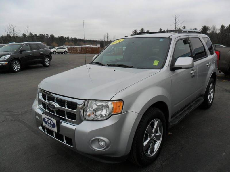 2011 Ford Escape AWD Limited 4dr SUV - Wisconsin Rapids WI