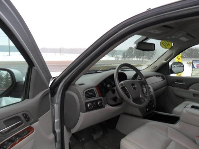 2012 GMC Sierra 1500 4x4 SLT 4dr Crew Cab 5.8 ft SB - Wisconsin Rapids WI