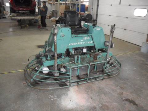 1999 MultiQuip WhiteMan