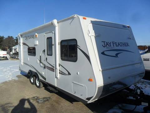 2011 Camper Jayco Jay Feather