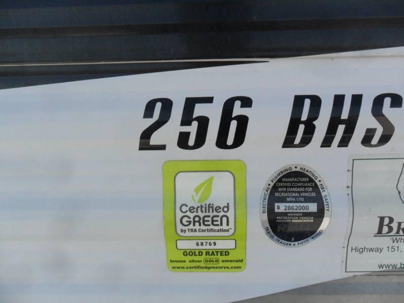 2012 Starcraft Autom Ridge 256 BHS - Wisconsin Rapids WI