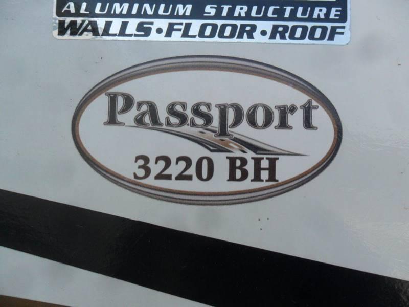 2013 Camper Keystone Passport Ultra Lite Grand Touring 3220 BH - Wisconsin Rapids WI