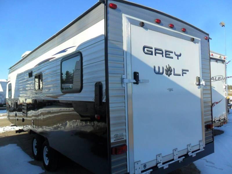 2014 Cherokee Gray Wolf Toyhauler 25RR - Wisconsin Rapids WI