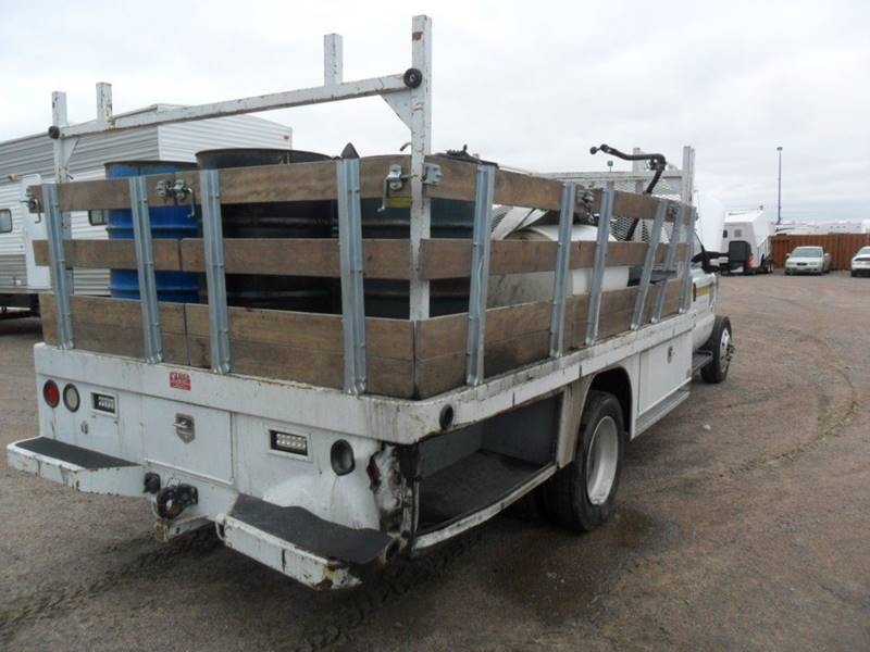 2016 Repairable Ford F-550 XL - Wisconsin Rapids WI