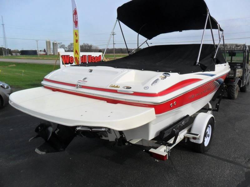 2008 Maxum 1800 SR3 - Wisconsin Rapids WI