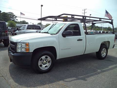 2011 Chevrolet Silverado 1500 for sale in Newport News, VA