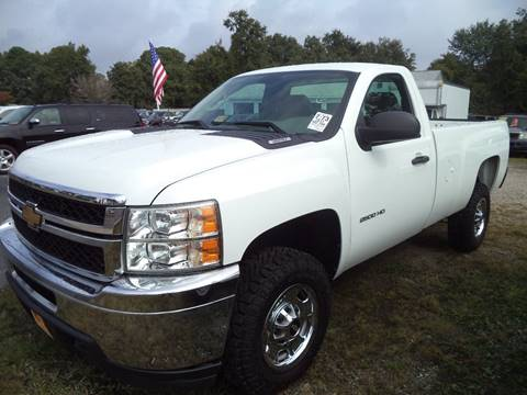 2013 Chevrolet Silverado 2500HD for sale in Newport News, VA