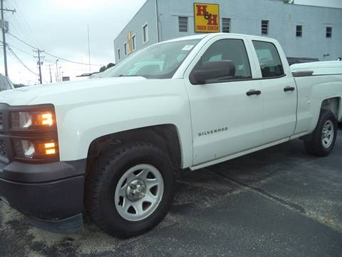 2014 Chevrolet Silverado 1500 $14,500