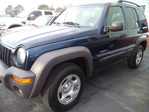 2004 Jeep Liberty for sale in Newport News, VA