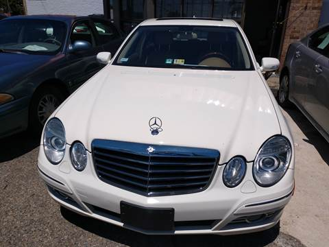 2007 Mercedes-Benz E-Class for sale at Jimmys Auto INC in Washington DC