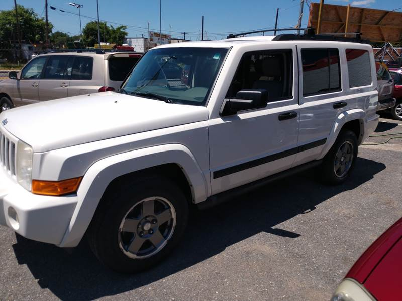 2006 Jeep Commander 4dr SUV 4WD In Washington DC - Jimmys