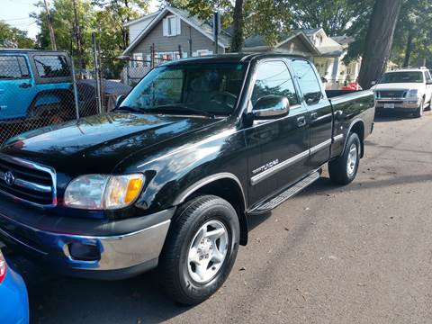 2001 Toyota Tundra for sale at Jimmys Auto INC in Washington DC