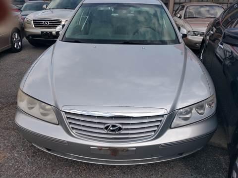 2006 Hyundai Azera for sale at Jimmys Auto INC in Washington DC