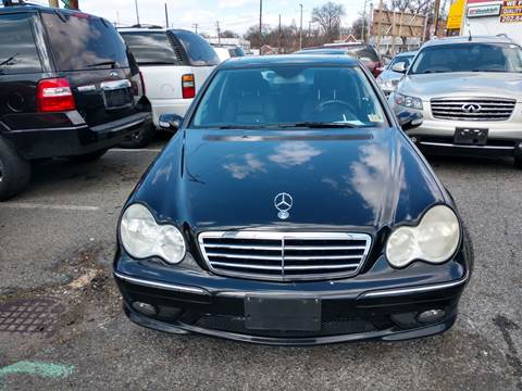 2007 Mercedes-Benz C-Class for sale at Jimmys Auto INC in Washington DC