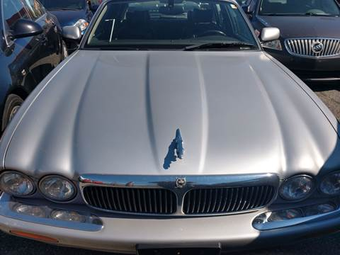 2001 Jaguar XJ-Series for sale at Jimmys Auto INC in Washington DC