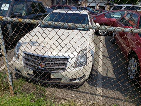 2008 Cadillac CTS for sale at Jimmys Auto INC in Washington DC
