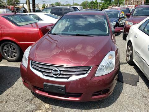2010 Nissan Altima for sale in Washington, DC