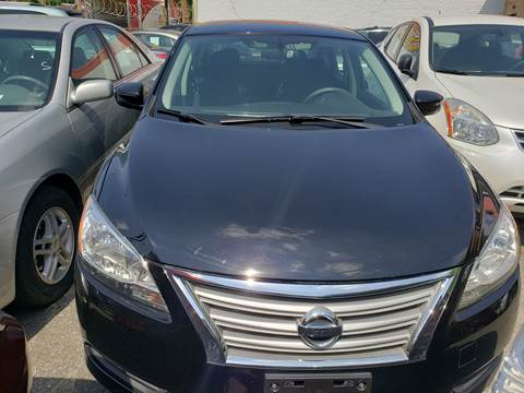 2014 Nissan Sentra for sale at Jimmys Auto INC in Washington DC