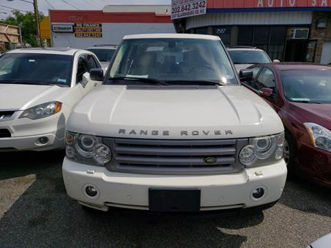 2006 Land Rover Range Rover for sale in Washington, DC