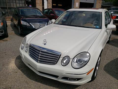 2009 Mercedes-Benz E-Class for sale at Jimmys Auto INC in Washington DC