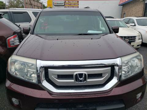 2010 Honda Pilot for sale at Jimmys Auto INC in Washington DC