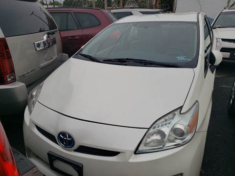 2011 Toyota Prius for sale at Jimmys Auto INC in Washington DC