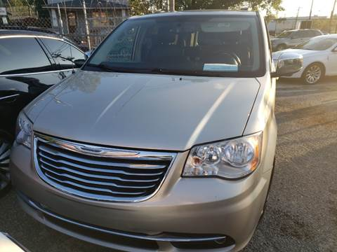 2013 Chrysler Town and Country for sale at Jimmys Auto INC in Washington DC