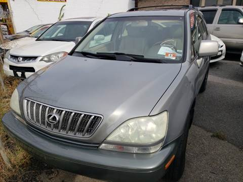 2002 Lexus RX 300 for sale at Jimmys Auto INC in Washington DC