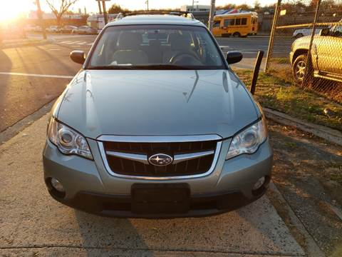 2009 Subaru Outback for sale at Jimmys Auto INC in Washington DC
