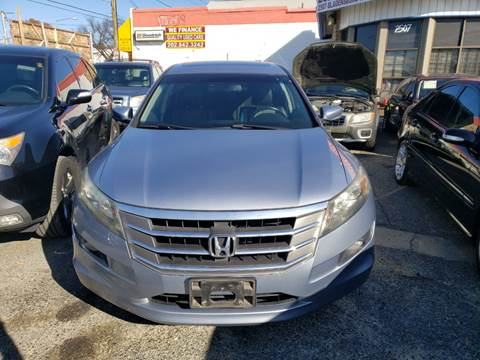 2011 Honda Accord Crosstour for sale at Jimmys Auto INC in Washington DC