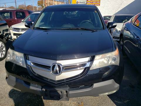 2008 Acura MDX for sale at Jimmys Auto INC in Washington DC