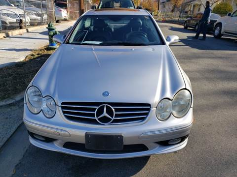 2005 Mercedes-Benz CLK for sale at Jimmys Auto INC in Washington DC