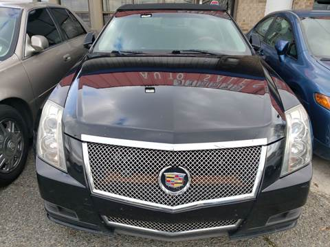2010 Cadillac CTS 3.0L V6 Luxury for sale at Jimmys Auto INC in Washington DC