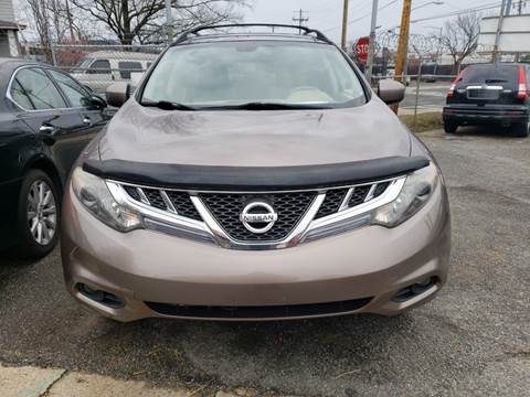 2011 Nissan Murano for sale at Jimmys Auto INC in Washington DC