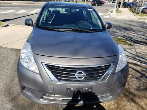 2014 Nissan Versa 1.6 S for sale at Jimmys Auto INC in Washington DC