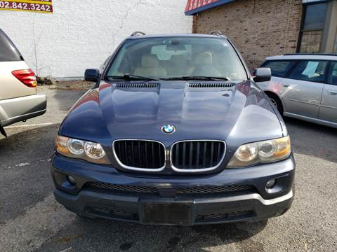 2005 BMW X5 for sale at Jimmys Auto INC in Washington DC