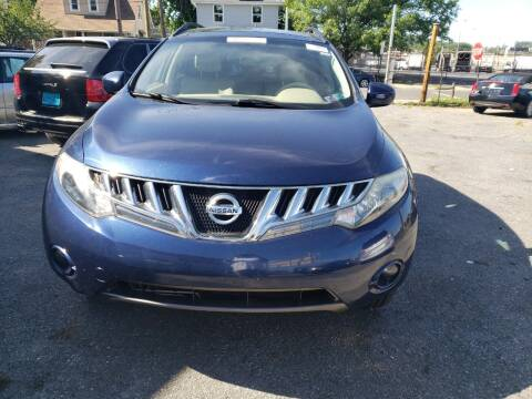 2010 Nissan Murano for sale at Jimmys Auto INC in Washington DC