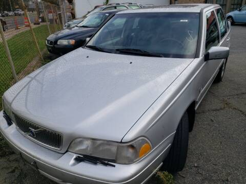 1999 Volvo S70 for sale at Jimmys Auto INC in Washington DC