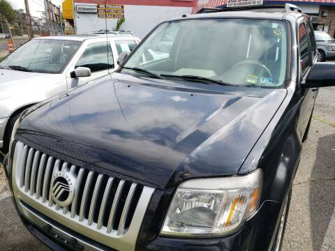 2010 Mercury Mariner for sale at Jimmys Auto INC in Washington DC